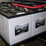 What can go wrong with an RV battery during a RV rental trip?
