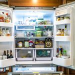 How long can I run the RV Refrigerator?