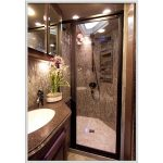Can I use my RV Rental's shower?