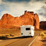 Can I rent an RV in very hot weather?