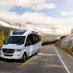How noisy does can it get in a Rental RV while driving?
