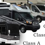 What are the different kind of RVs?