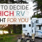 I am a first time RV Renter, what kind of RV should I rent?