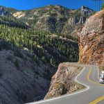 Is mountain driving difficult on a rental RV?