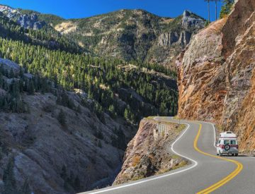 Driving The RV   The #1 Aspect Of Your RV Rental Trip