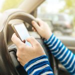 Can I use my cell-phone while driving an RV?