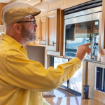 Is there a Microwave in a rental RV?
