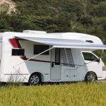 RV Kitchen- Smaller than the home kitchen but equipped for your cooking needs
