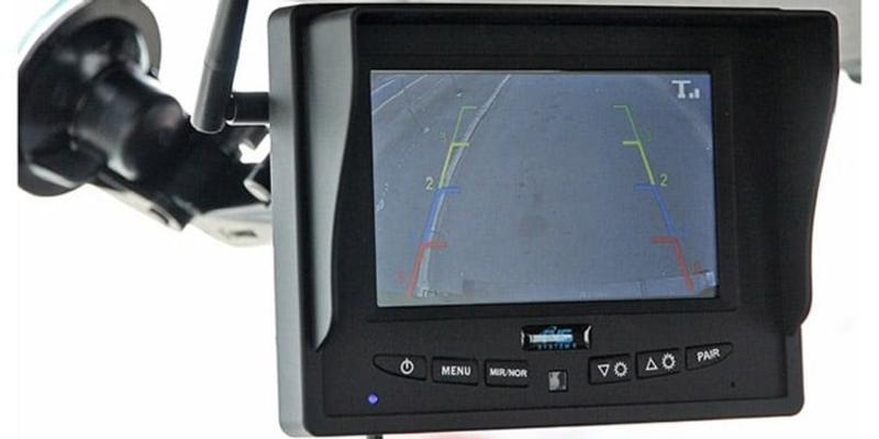 Do rental RVs have a back-up camera?