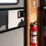 Does RV come with a fire extinguisher?