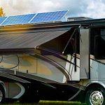 Should I rent an RV that has solar panels?