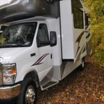 RV windshield cracked during by rental trip, will rental RV Insurance cover this?