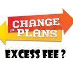 Does RVShare charge fees for changing reserved dates?