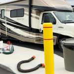 What is a Rental RV dumping fee?