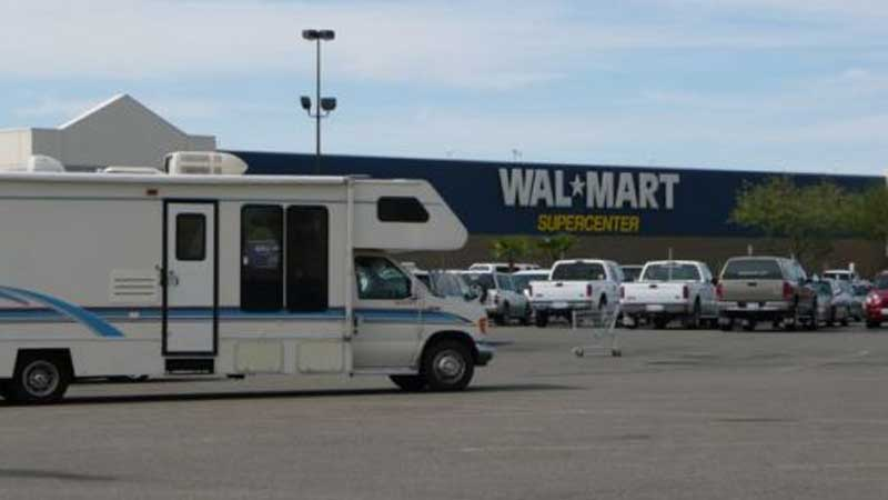 Walmart-Parking-lot