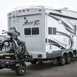 Can i bring my bike along on my rental RV trip?