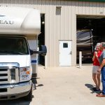 Can I check the rental RV before making a reservation?