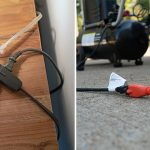 Can I use an extension cord with my Rental RV's electric cable?