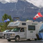 How many gallons of gas can rental RV hold?