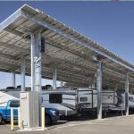 Can I park my car for the duration of my RV Rental?