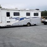 Does rental RV Insurance cover towing?