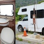 Is there any disadvantage of not draining the rental RV toilet and kitchen tanks?