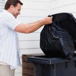 Do rental RVs come with any garbage cans?