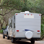 Is there a spare tire in rental RVs?