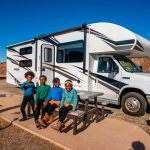 Should the Rental RV be picked up by the same person who rented the RV?
