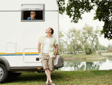 Should You Tow Your Car Behind Your Rental RV?