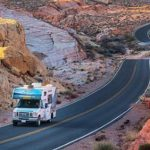Cost of week long RV vacation: About $3000!