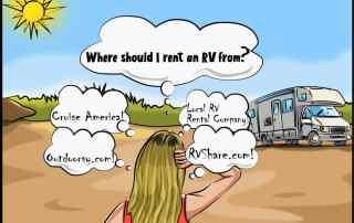 RV Rental Companies