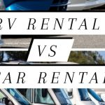Should I rent an RV or rent a Car?