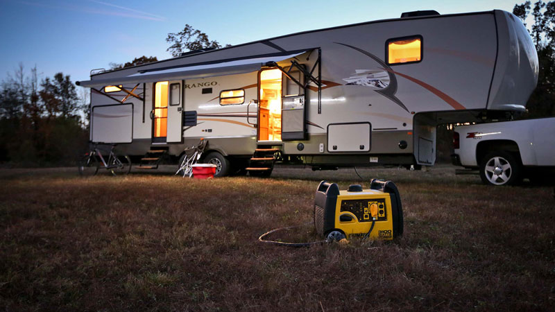 rv post-trip charges