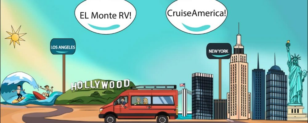 One-way RV Rentals   Not easy but there are options?