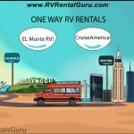 One-way RV Rentals | Not easy but there are options?