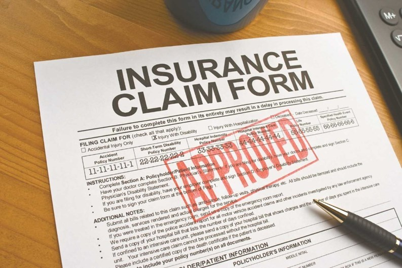 Rv insurance claim process