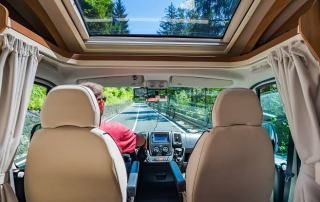Driving the RV - the most important aspect of rv rental trip
