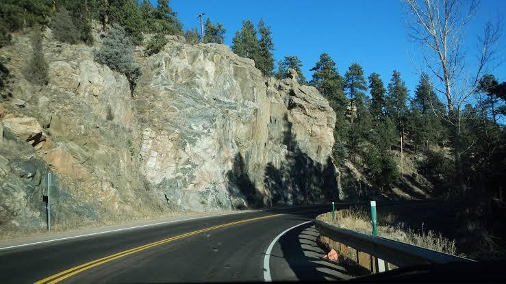 Commuting in mountain