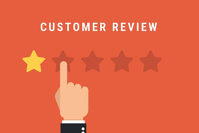 writing negative reviews for rv owners