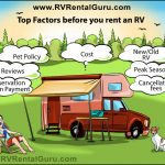 Top 18 Factors To Consider Before You Rent An RV | RV Rental Guru