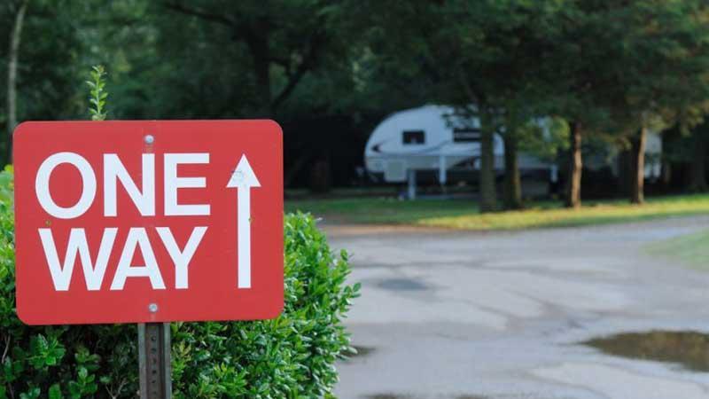 One way rv rentals