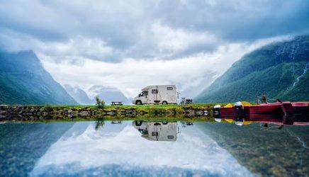 RV rentals vs Airbnb rentals - nature