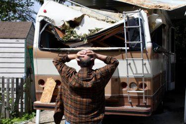 RVs are prone to damage