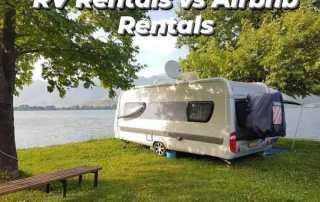RV Rentals vs Airbnb Rentals - Top 10 Differences