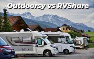 Outdoorsy vs RVShare Comparison