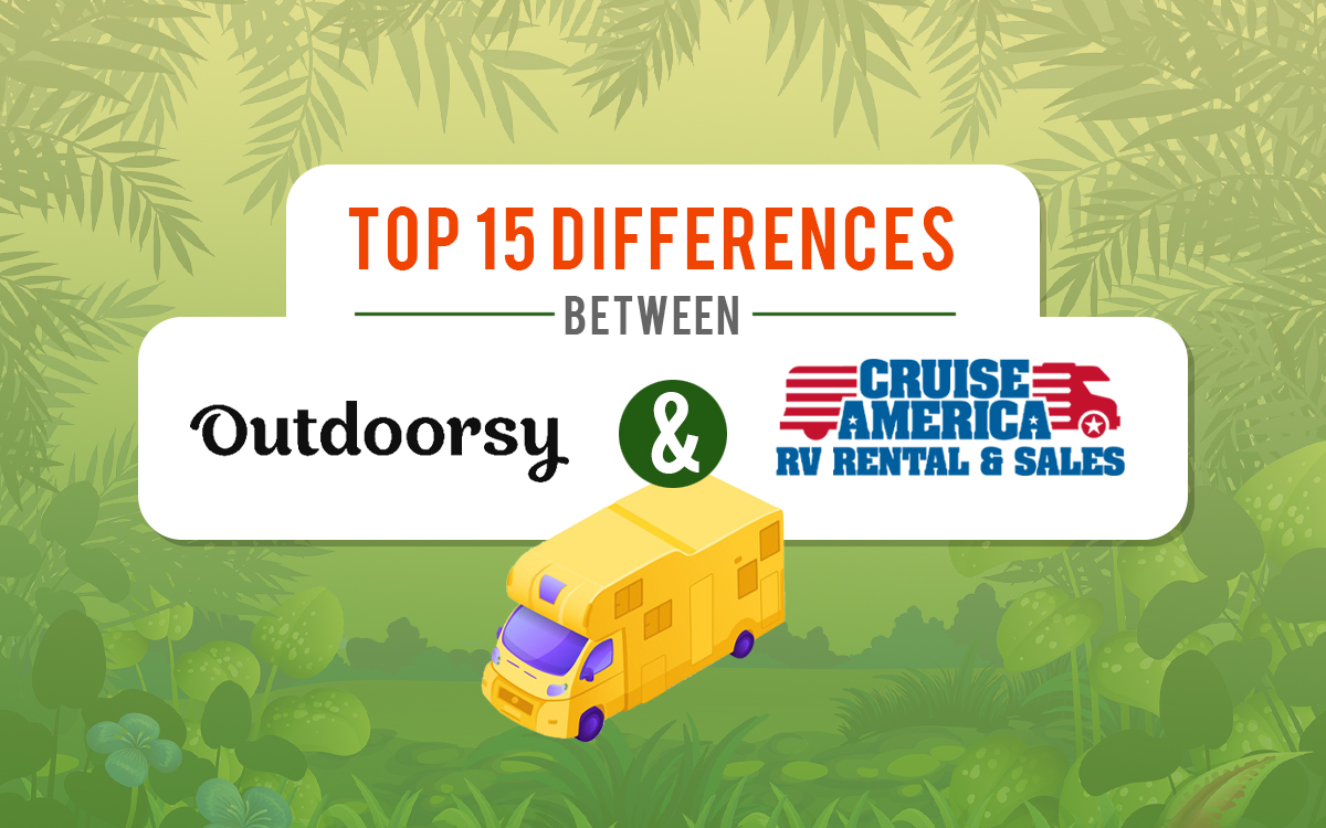 Cruise America vs Outdoorsy